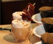 bacon coffee makes its mark at Seattle's Best showdown.
