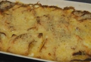 Potato and Cheese Gratin