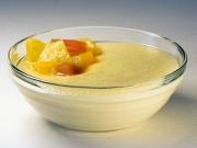 Microwave Vanilla Pudding
