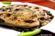 Three in One Paratha