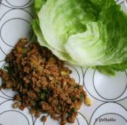 TURKEY WITH LETTUCE CUPS