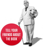 Colonel Sanders comes revisiting in his autobiography