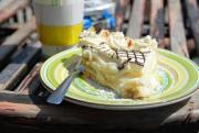 Mrs Carl Winchenbach's Banana Cream Pie