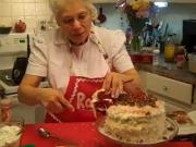 Part 2 - Red Velvet Cake from pg 206 in Rosalie Serving Cookbook