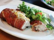 Cook Along Stuffed Garlic Chicken In Parma Ham