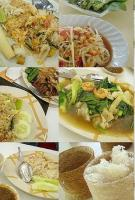 Thai cuisine believes in Shared Dishes