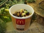 McDonald's serving oatmeal - a smart move