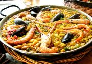 Paella with Rosemary