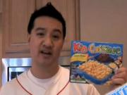 Kid Cuisine Cheese Blaster Mac Cheese Review