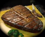 How to cook T-bone steak