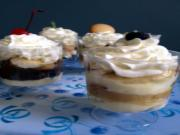 Banana Cream Parfaits