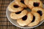 Crisp Almond Cookies