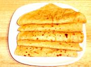 Whole Wheat Paratha