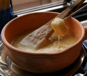 Processed Cheese Fondue