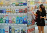 Virtual shopping is on in Korea