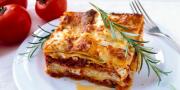 Crispy, Cheesy Lasagna