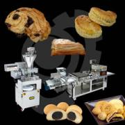 there are many bakery equipments