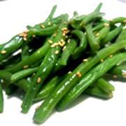 Japanese Sesame Green Beans