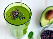 Shamrock Mint Smoothie