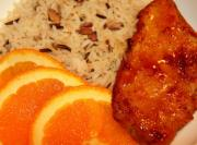 Chicken Grand Marnier