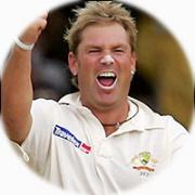 Now Shane Warne Is a McDonald's Burger
