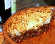 Creamy Shepherds Pie