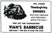 Restaurant meals get daring this Thanksgiving