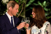 Princess Middleton is pregnant, if the water test is to be believed.
