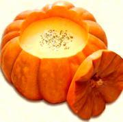 Curried Ginger Pumpkin Soup