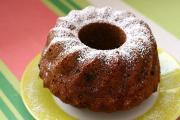 Sherry Nut Fruitcake