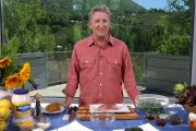Chef Tim Love at the Food & Wine Classic