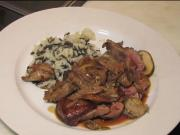Duck with Figs at Rose Mediterranean