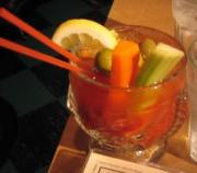 Bloody Mary - mixed drink to serve during New Year