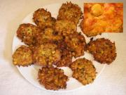 Sweet Corn Fritters