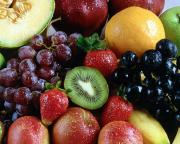 Fruits are high fiber foods.
