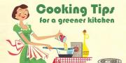 Kitchen tips for a greener tomorrow