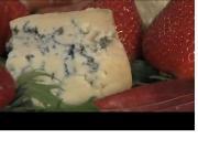 Fruit & Cheese Dessert Plate Simplified