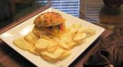 Elba's Amazing Taste Gourmet Chicken Sandwich