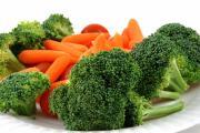 eating green and orange vegetables prevent aging