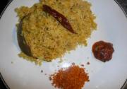 Spicy Toor Dal and Vegetable Khichadi