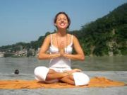 Vinyasa Yoga In Rishikesh India By Dashama