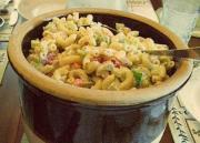 Rhubarbarously Good Macaroni Salad
