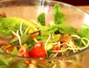Fresh Vegetable Summer Salad