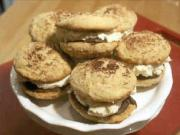 Tiramisu Whoopie Pies: Cookie Jar
