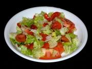 Cucumber Tomato Vinaigrette