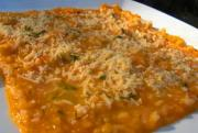 Butter Nut Squash Risotto