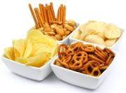 unhealthy snacks can cause obesity in children and adults