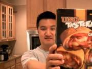 Uno Tastefulls Pepperoni Calzone Cuts Review