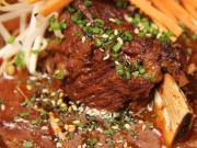 Shortrib Kimchi Jjigae