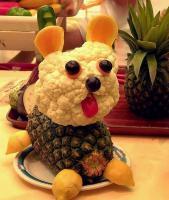 Food art – beautiful creations